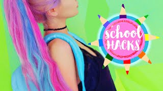 50 Back To School Life Hacks Everyone Should Know!! 2 Million Subscriber GIVEAWAY!!