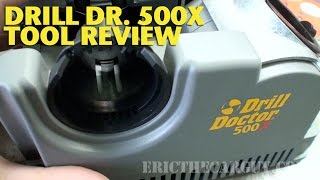 getlinkyoutube.com-Drill Dr. 500X Tool Review -EricTheCarGuy