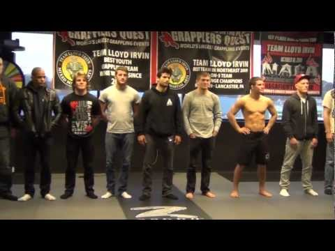 Lloyd Irvin & The Next World Champion Presents: The BJJ Kumite Episode 4-The Finale