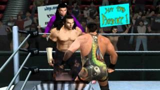 getlinkyoutube.com-WWE SmackDown vs. Raw 2011 jeff hardy swanton bomb