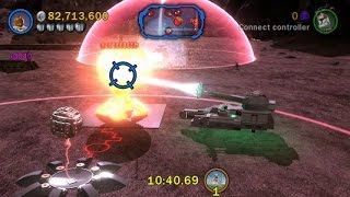 getlinkyoutube.com-LEGO Star Wars III: The Clone Wars - Republic Assault Missions 9-16 (Final Gold Bricks)