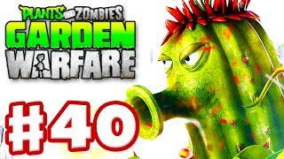 getlinkyoutube.com-Plants vs. Zombies: Garden Warfare - Gameplay Walkthrough Part 40 - Gardens & Graveyards (Xbox One)