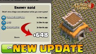 """getlinkyoutube.com-Clash Of Clans """"NEW UPDATE!"""" TH8 War Base / CoC TH8 Trophy Base! (BEST Town Hall 8 Defense 2015)"""