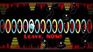 LONGEST LEVEL IN GEOMETRY DASH!! 4:00 LONG! The underworld by Joadboss (aka me)