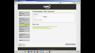 getlinkyoutube.com-CFL Infosec SQL Injection Lab using DVWA