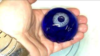 Edible Water Balls Liquid Polymer Balls Part 1