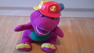 getlinkyoutube.com-Fisher price Silly Hats Barney