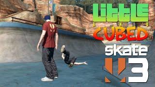 getlinkyoutube.com-Little and Cubed: Skate 3