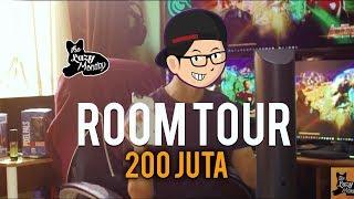 Room Tour Aldo TLM 2018 Seharga 200 Jutaan