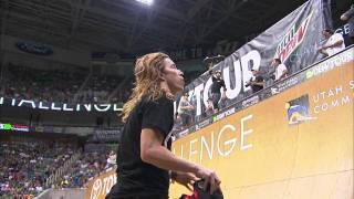 getlinkyoutube.com-Shaun White - Skateboard Vert Finals Super Jam Run 4
