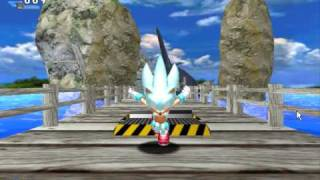 getlinkyoutube.com-Super Tymek In Sonic Adventure DX