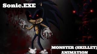 getlinkyoutube.com-Sonic.exe Monster