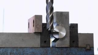 getlinkyoutube.com-Milling Machine Basics: Dividing with out a dividing head