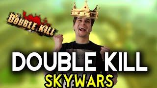 getlinkyoutube.com-DUBBEL KILL! - Skywars