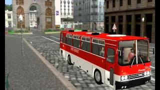 getlinkyoutube.com-Trainz : Promenade en autobus...