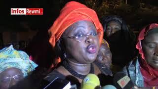 Accusée d'avoir détourné 10 millions le député Awa Niang appelle