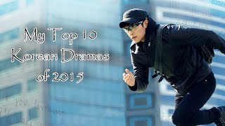 getlinkyoutube.com-My Top 10 Korean Dramas of 2015