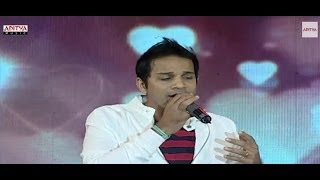 Karthik & DSP Musicians Special Performance - Alludu Seenu Audio Launch