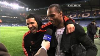 Drake rencontre Didier Drogba