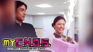 getlinkyoutube.com-Xian Lim surprises Kim Chiu on her 26th Birthday