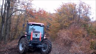 getlinkyoutube.com-Zetor 7340 Turbo & Zetor Proxima 85 Sezon 2014 [HD]