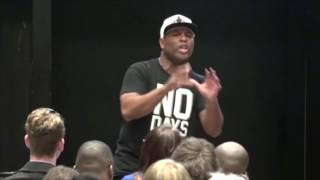 "getlinkyoutube.com-Eric Thomas Australia - ""Go After What You Want - You CAN'"