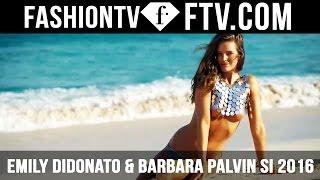 Emily DiDonato & Barbara Palvin Sexy Swimsuit for SI 2016 | FTV.com