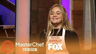 getlinkyoutube.com-Matilda Ramsay Judges | Season 3 Ep. 5 | MASTERCHEF JUNIOR