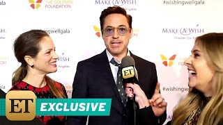 EXCLUSIVE: Robert Downey Jr. on 'Avengers: Infinity War' and' '21st Century Take' on 'Spider-Man'