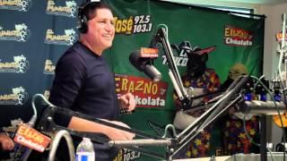 getlinkyoutube.com-Pancho Barraza en El Show de Erazno y La Chokolata