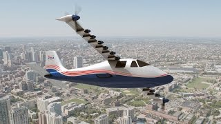One Way To Help Electric Planes Go Mainstream: Add More Propellers