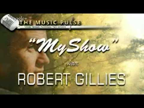 Robert Gillies: 'The Distance'  A Listening Party