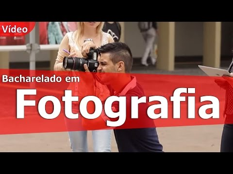 Bacharelado em Fotografia - Centro Universitrio Senac