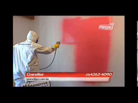 Granditer Airless GT 2000 / Gt 3000 - maquina de pintura airless