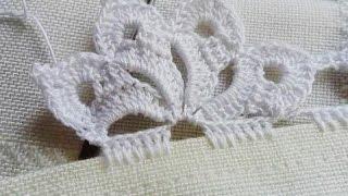 getlinkyoutube.com-تشكيلة رائعة و جميلة من رشمات (بترونات) للكروشيه / Randa / Crochet