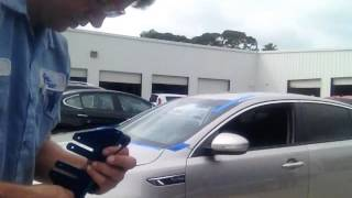 getlinkyoutube.com-2014 Kia Optima Windshield setup and pull with Rolladeck part 1
