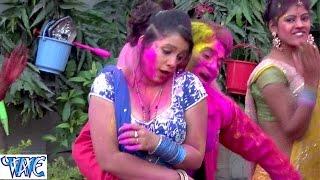 getlinkyoutube.com-Dalata Rang देवरा - Rang Daal Da - Bhojpuri Hot Holi Songs - Holi Songs 2015 HD