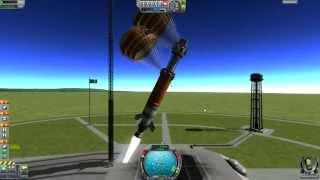 getlinkyoutube.com-Kerbal Space Program - Up Goer Five Reddit Challenge