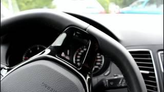 getlinkyoutube.com-12 - VW Der neue Sharan - Der Park Pilot - Ich lasse mich einparken
