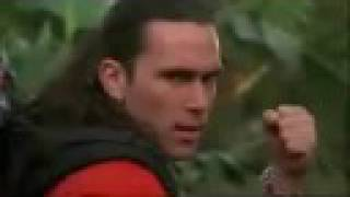 Turbo: A Power Rangers Movie morph scene