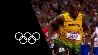 getlinkyoutube.com-Jamaica Break 4x100m World Record At London 2012   Olympic Records