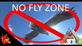 getlinkyoutube.com-ARK: Survival Evolved NO FLY ZONE - Part 1 Evicting The Neighbors