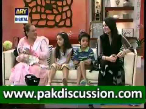 Ary Digital - Good Morning Pakistan With Nida Yasir - 6th July 2012 - Part 2