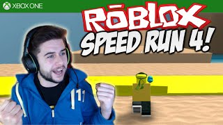 getlinkyoutube.com-★ROBLOX SPEED RUN 4!!! - PRO PARKOUR SKILLS - Part 1 [XBOX ONE]★