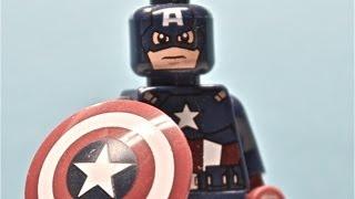 getlinkyoutube.com-Lego Captain America