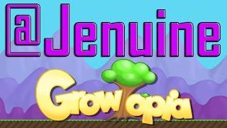getlinkyoutube.com-Having fun with @Jenuine in the beta | Growtopia