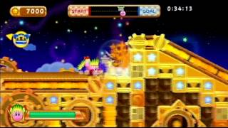 getlinkyoutube.com-Kirby 20th Anniversary Special Collection - VS Magolor 2 (Wing) (Platinum Medal)
