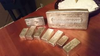 Silver Stacker History Lesson