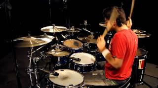 getlinkyoutube.com-Cobus - Paramore - Monster (Drum Cover)