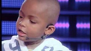getlinkyoutube.com-Romain 5 ans le petit génie du Foot